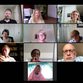 Annual General Meeting held virtually due to COVID-19